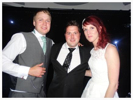 North East Wedding & corporate singer