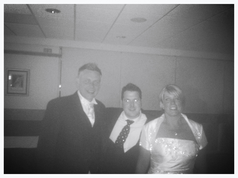Gosforth Race course Wedding Singer